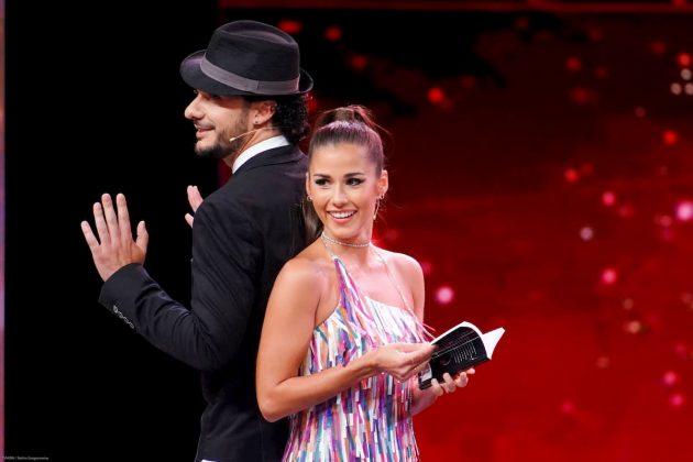 Supertalent am 30.11.2019 - Alle Kandidaten und was sie machen - hier Sarah Lombardi mit Francesco Caterino