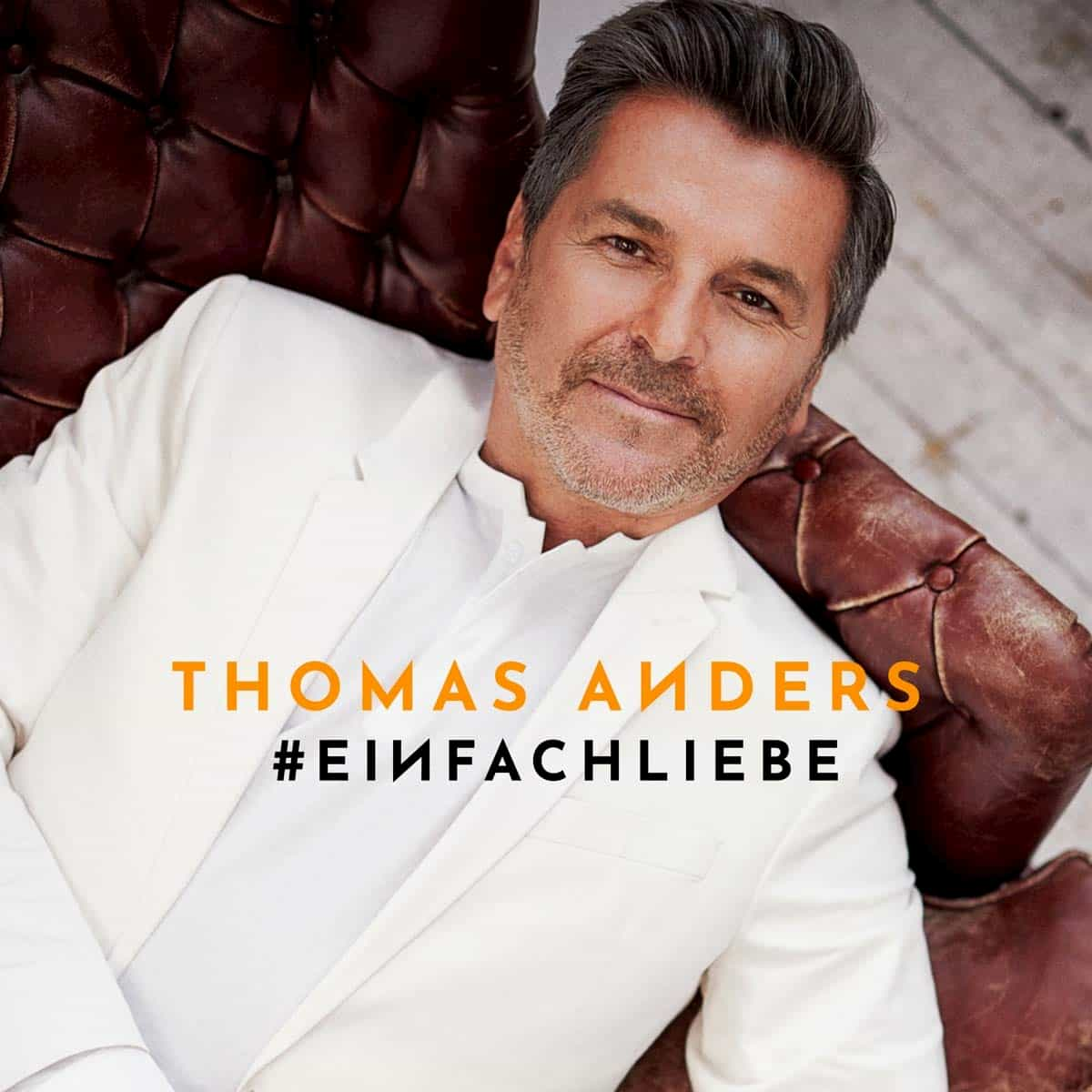 Thomas Anders CD 2020 - Einfach Liebe