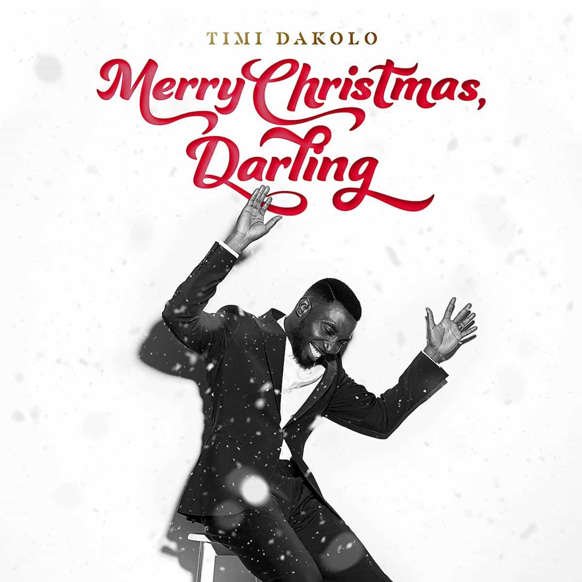 Timi Dakolo - Weihnachts-CD Merry Christmas Darling