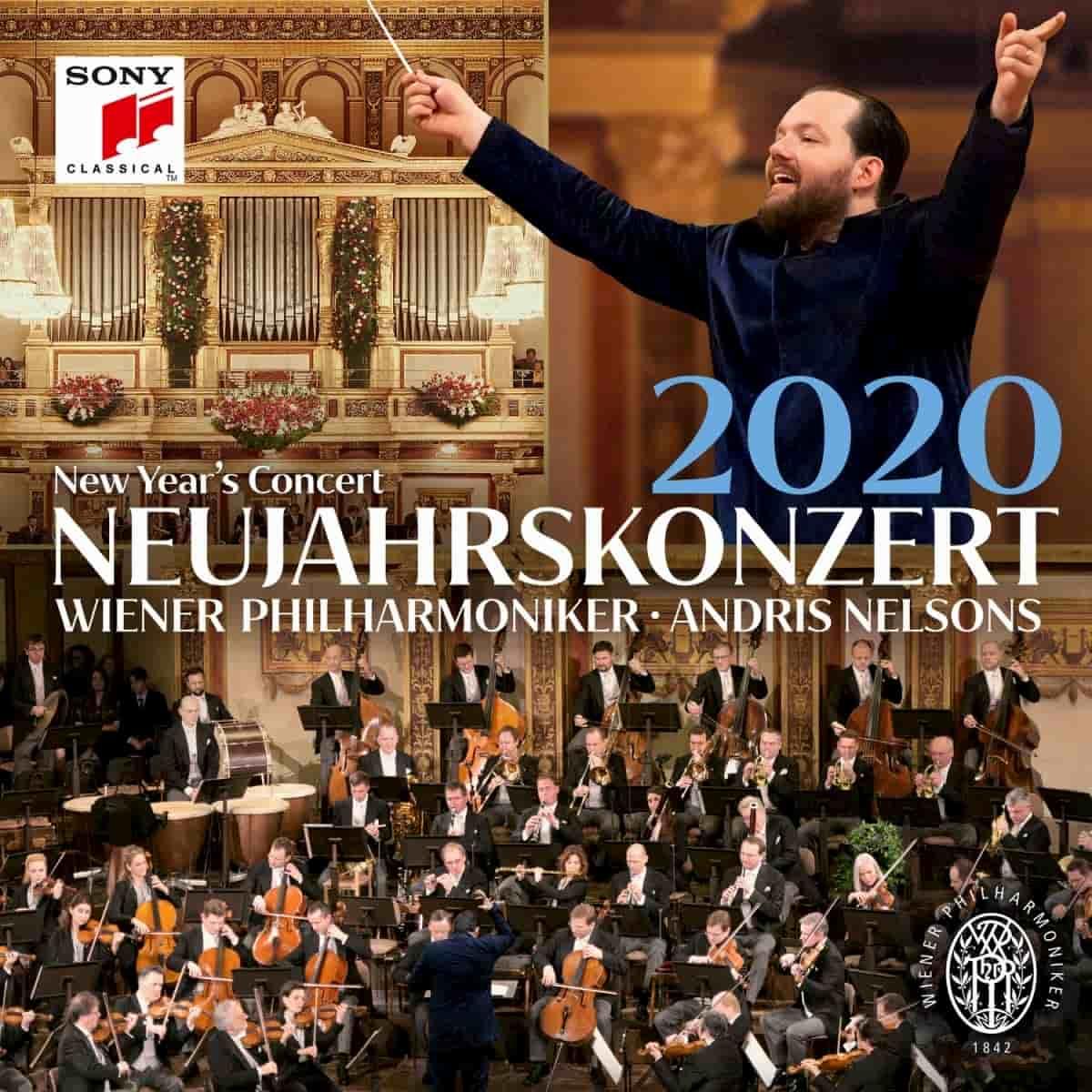 CD Neujahrskonzert 2020 der Wiener Philharmoniker