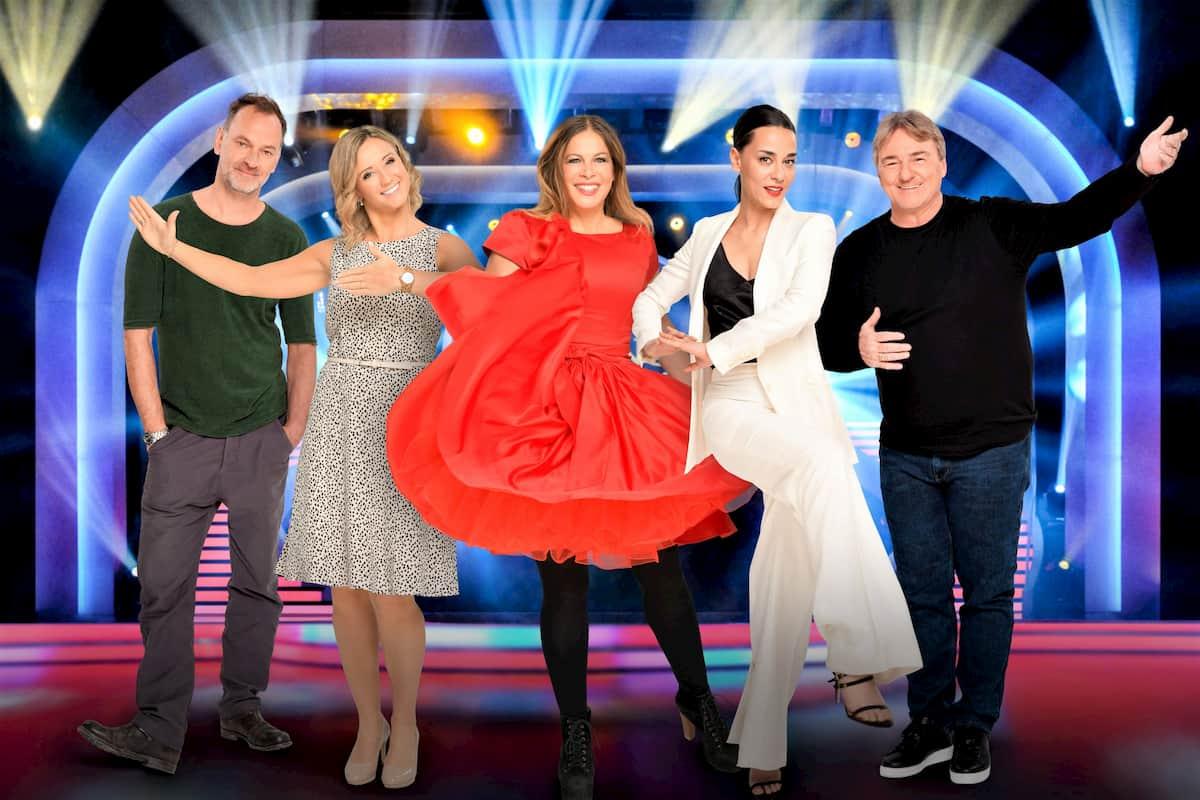 Dancing Stars 2020 - Weitere Promi-Kandidaten Christian Dolezal, Michi Kirchgasser, Natalia Ushakova, Edita Malovcic, Andreas Ogris