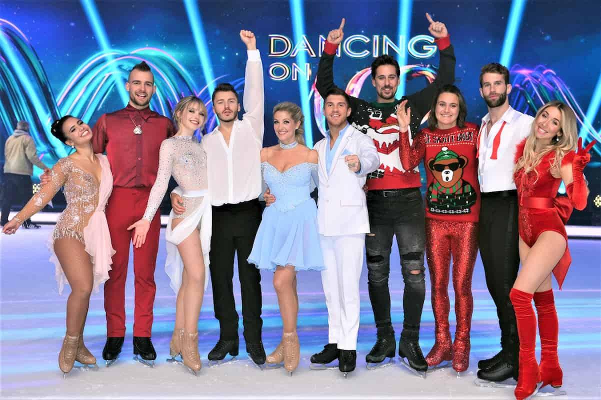 Dancing on Ice am 13.12.2019 Punkte, Songs, Wer ist ausgeschieden? hier alle Paare, die dabei sind