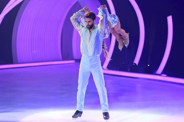 Dancing on Ice am 13.12.2019 - ausgeschieden Andre Hamann – Stina Martini
