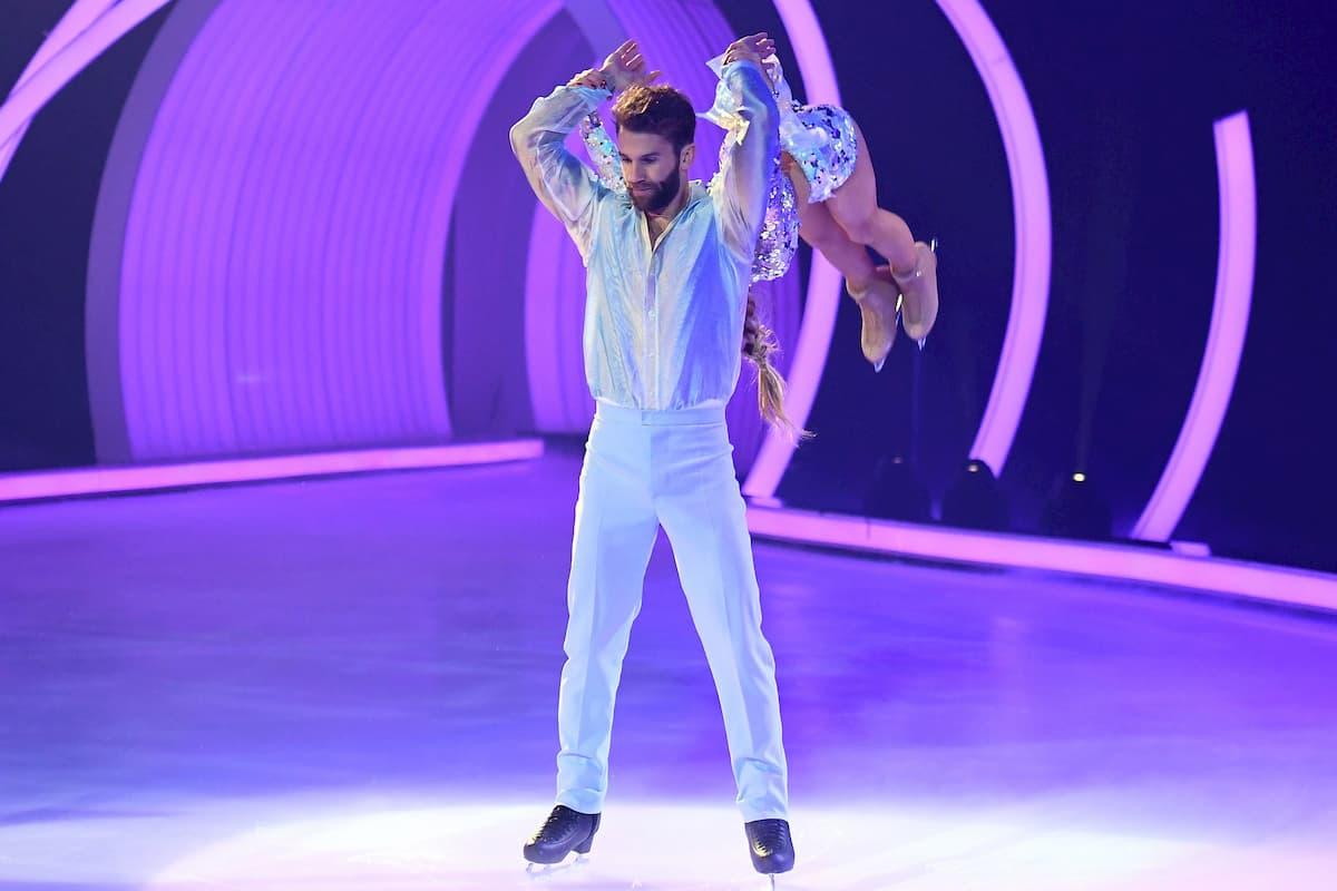 Dancing on Ice am 13.12.2019 - ausgeschieden Andre Hamann – Stina Martini