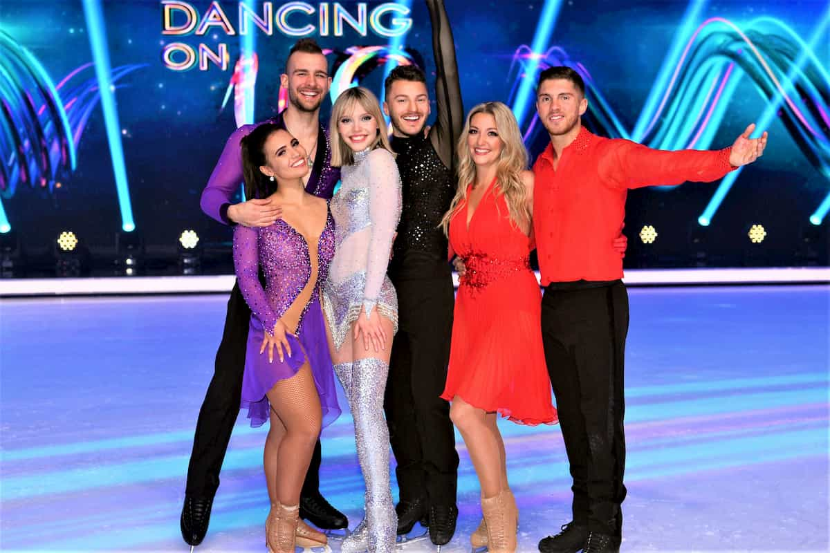 Dancing on Ice am 20.12.2019 Finale - die 3 Paare im Finale