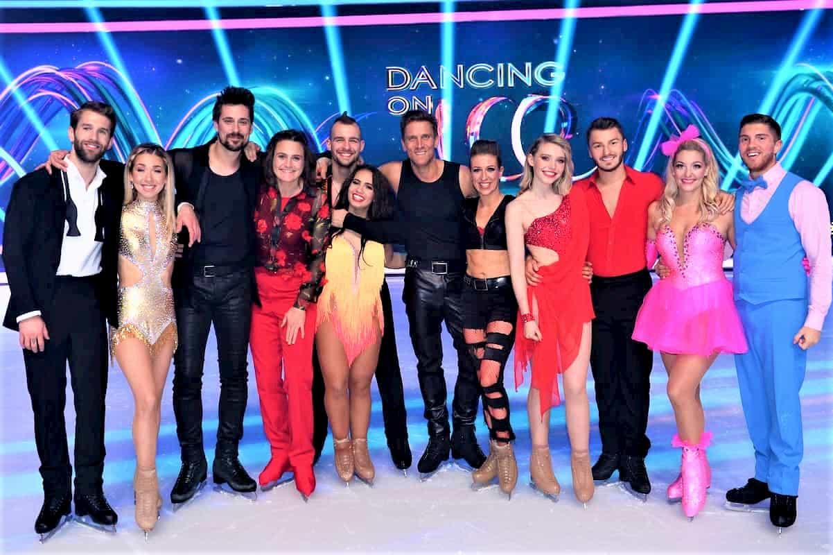 Dancing on Ice am 6.12.2019 Ho,Ho,Ho! Wer ist ausgeschieden Punkte und Songs - alle Paare und Kandidaten