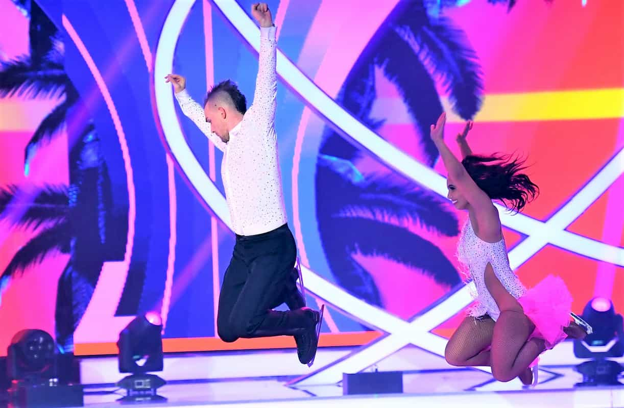Eric Stehfest - Amani Fancy Finale Dancing on Ice Finale am 20.12.2019 zweite Kür