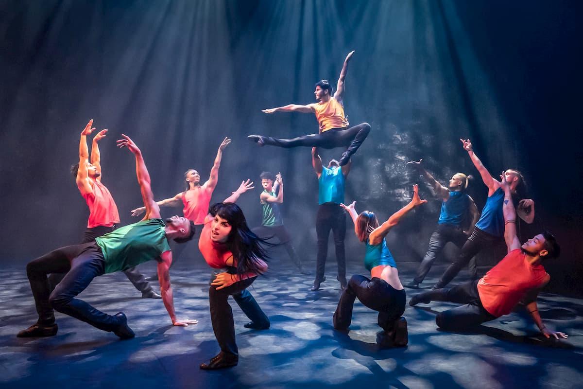 Gruppen-Szene Ballet Revolucion 2020