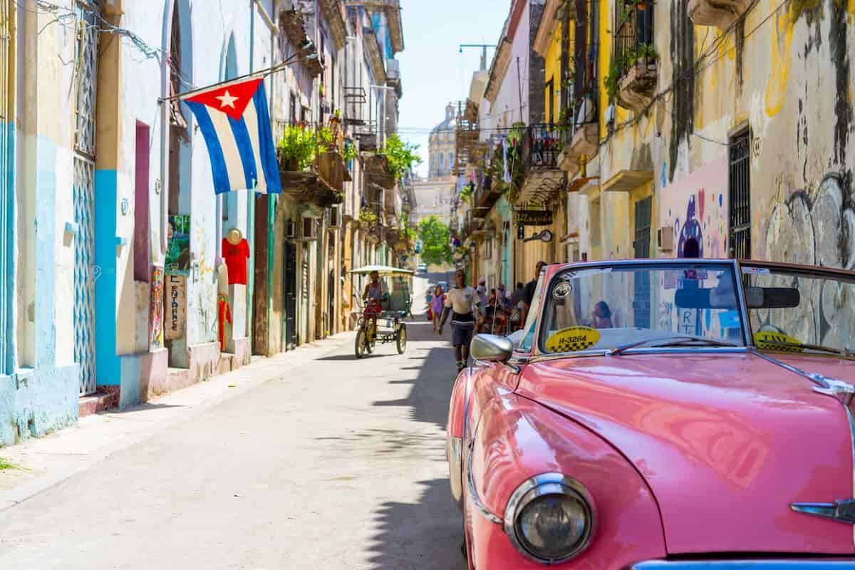 Havana Nights 2020, ein Tanz-Musical aus Kuba, von Januar bis April 2020 in Deutschland und Österreich