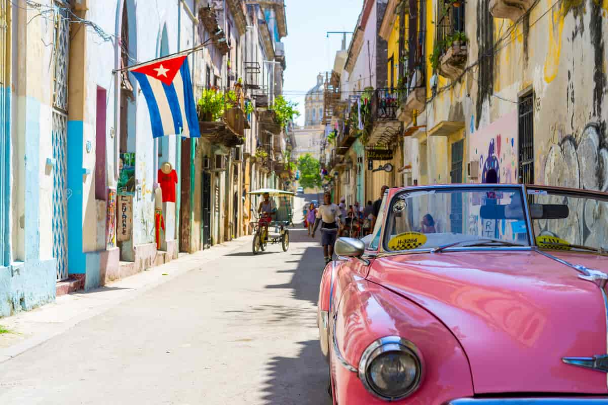 Havana Nights - symbolisches Foto