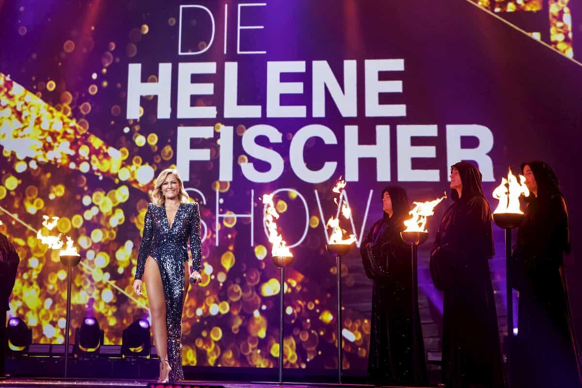 Helene Fischer in der Helene Fischer Show Weihnachten 2019