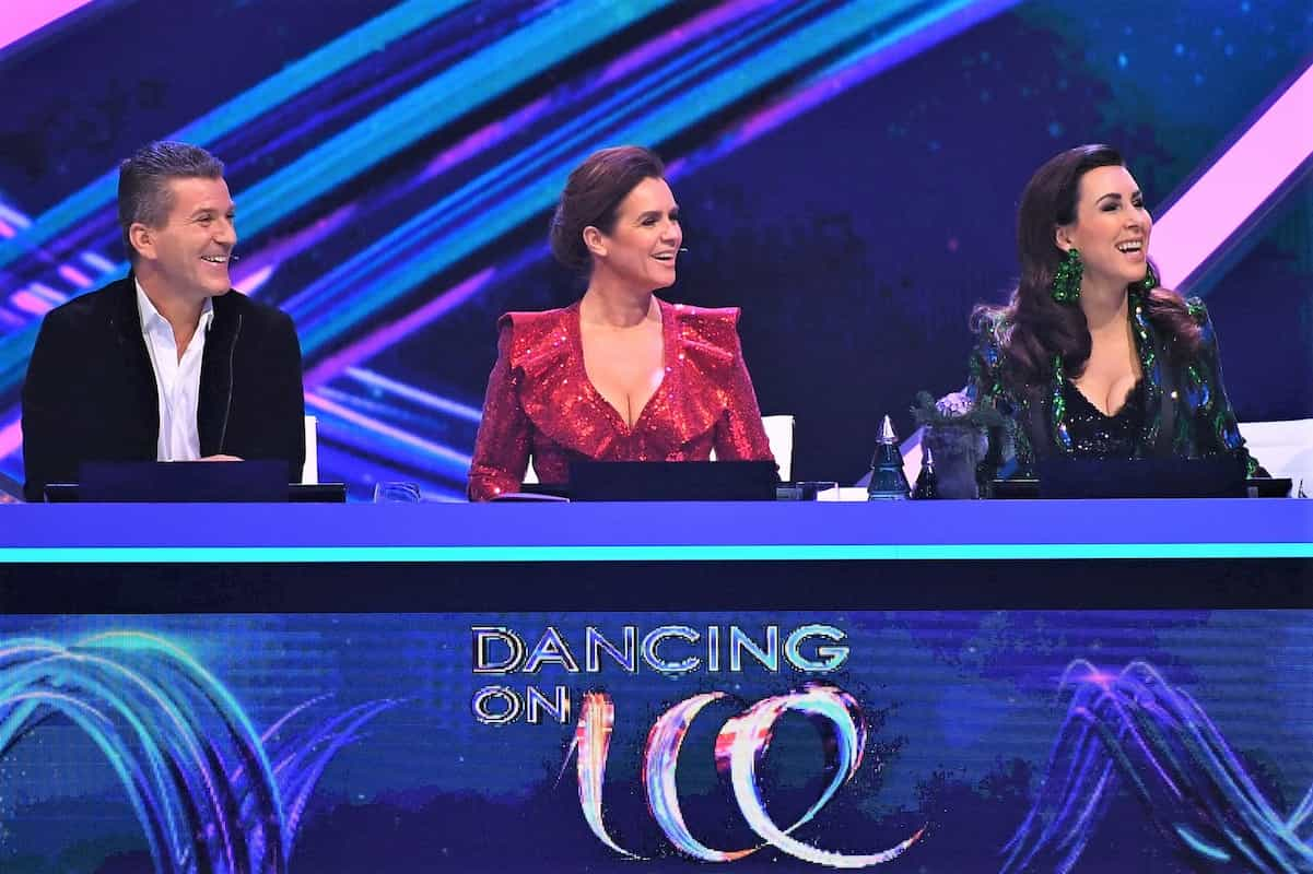Jury Dancing on Ice am 6.12.2019 - Daniel Weiss, Kati Witt, Judith Williams