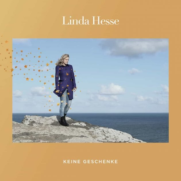 """Linda Hesse mit dem Lied """"Keine Geschenke"""" in den Salsango Schlager Charts"""