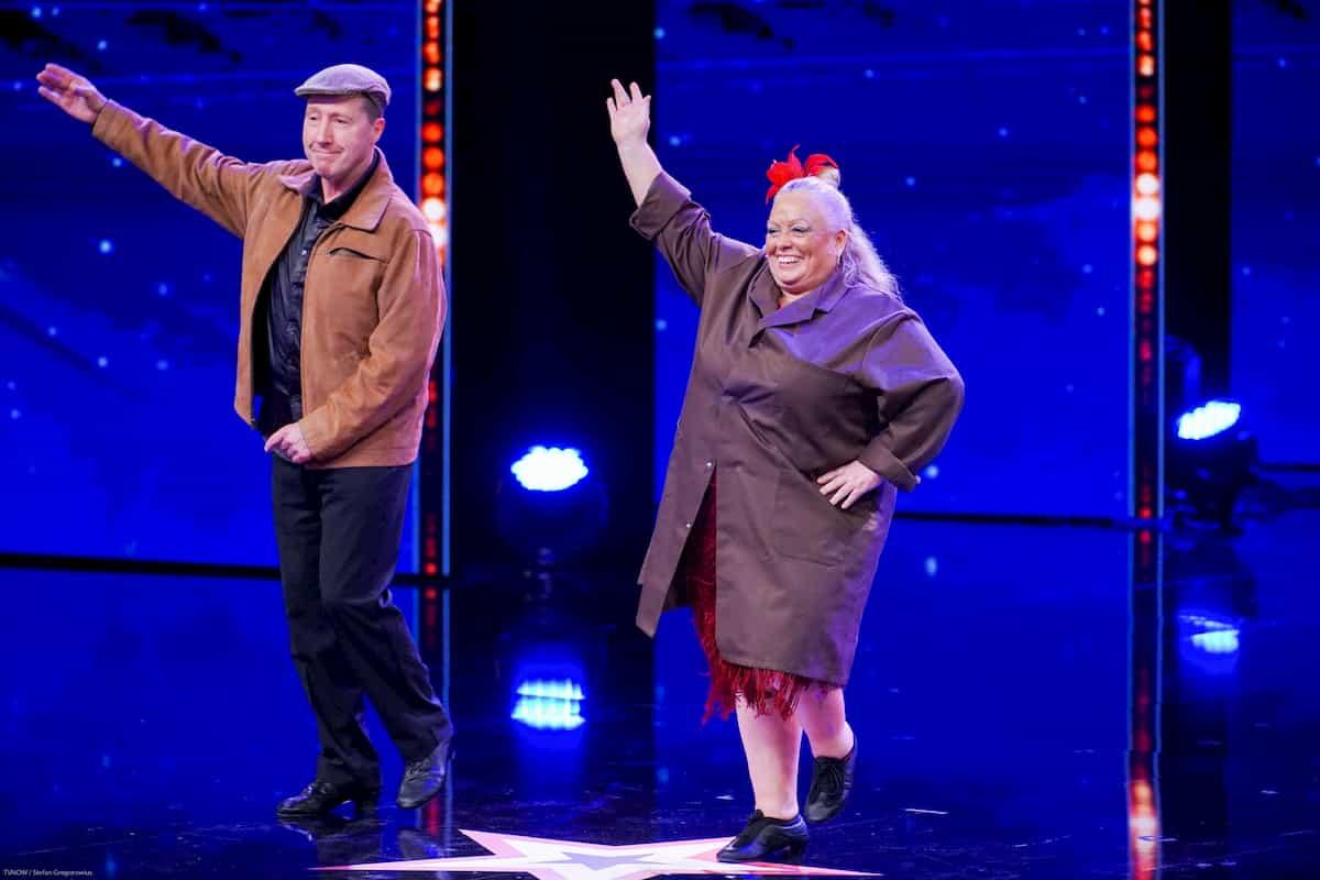 Margaret Rose und Dave Thompson - Kandidaten beim Supertalent am 14.12.2019