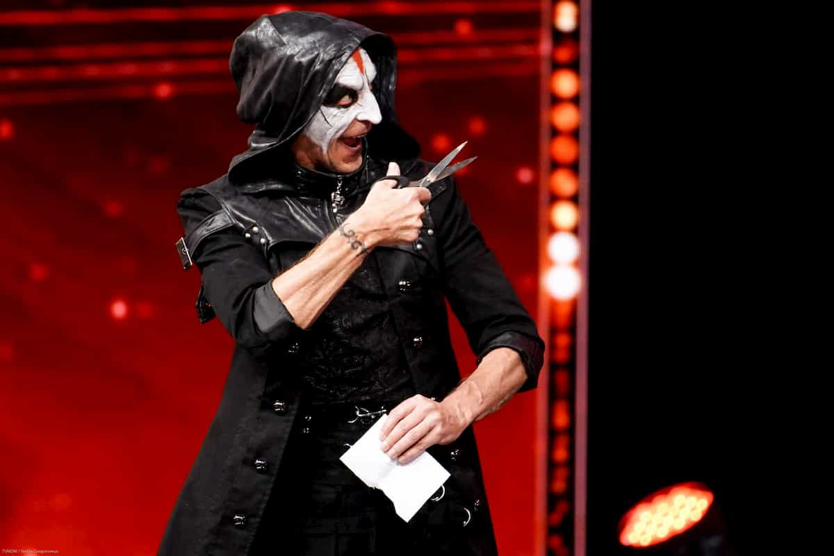Miki Dark im Finale Supertalent am 21.12.2019