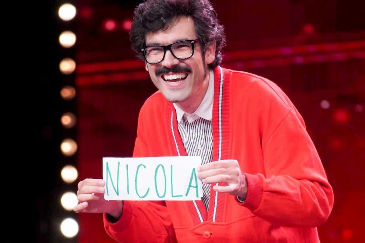 Nicola Virdis beim Supertalent am 7.12.2019