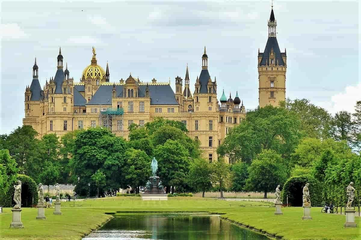 Schloss Schwerin - ein Wahrzeichen von Schwerin
