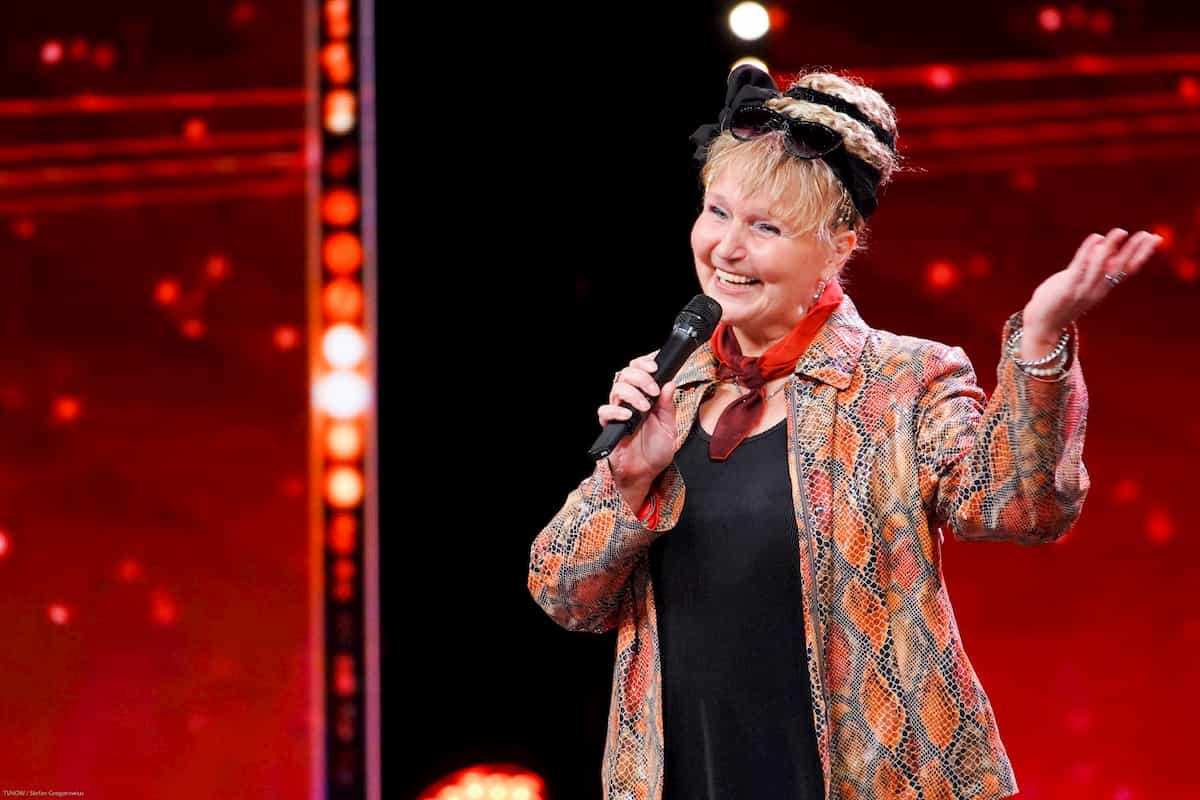 Stefanie Berger - Kandidatin beim Supertalent am 14.12.2019