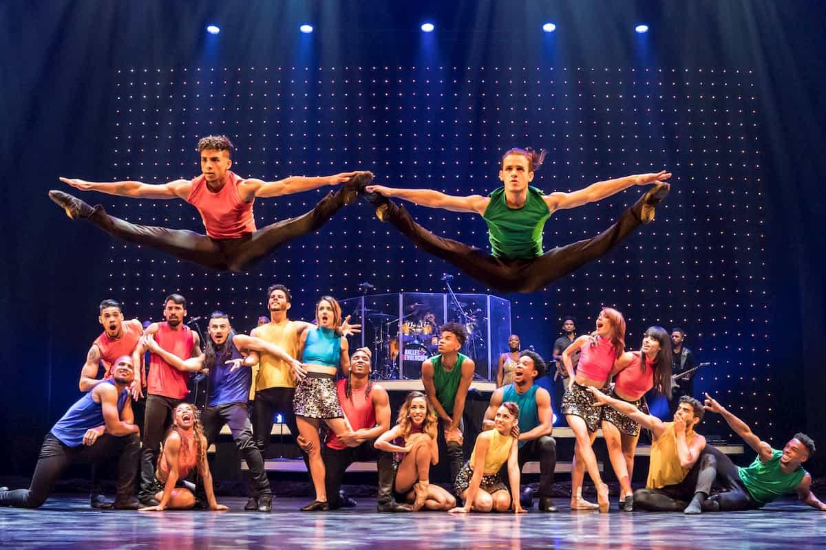 Szene Ballet Revolucion 2019-2020