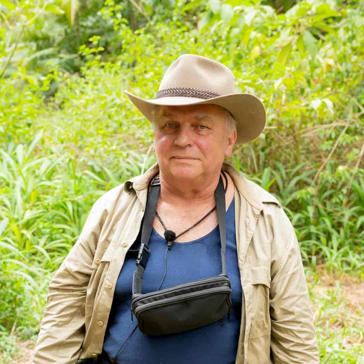 Ausgeschieden Dschungelcamp am 10.1.2020 - Prof. Dr. Günther Krause