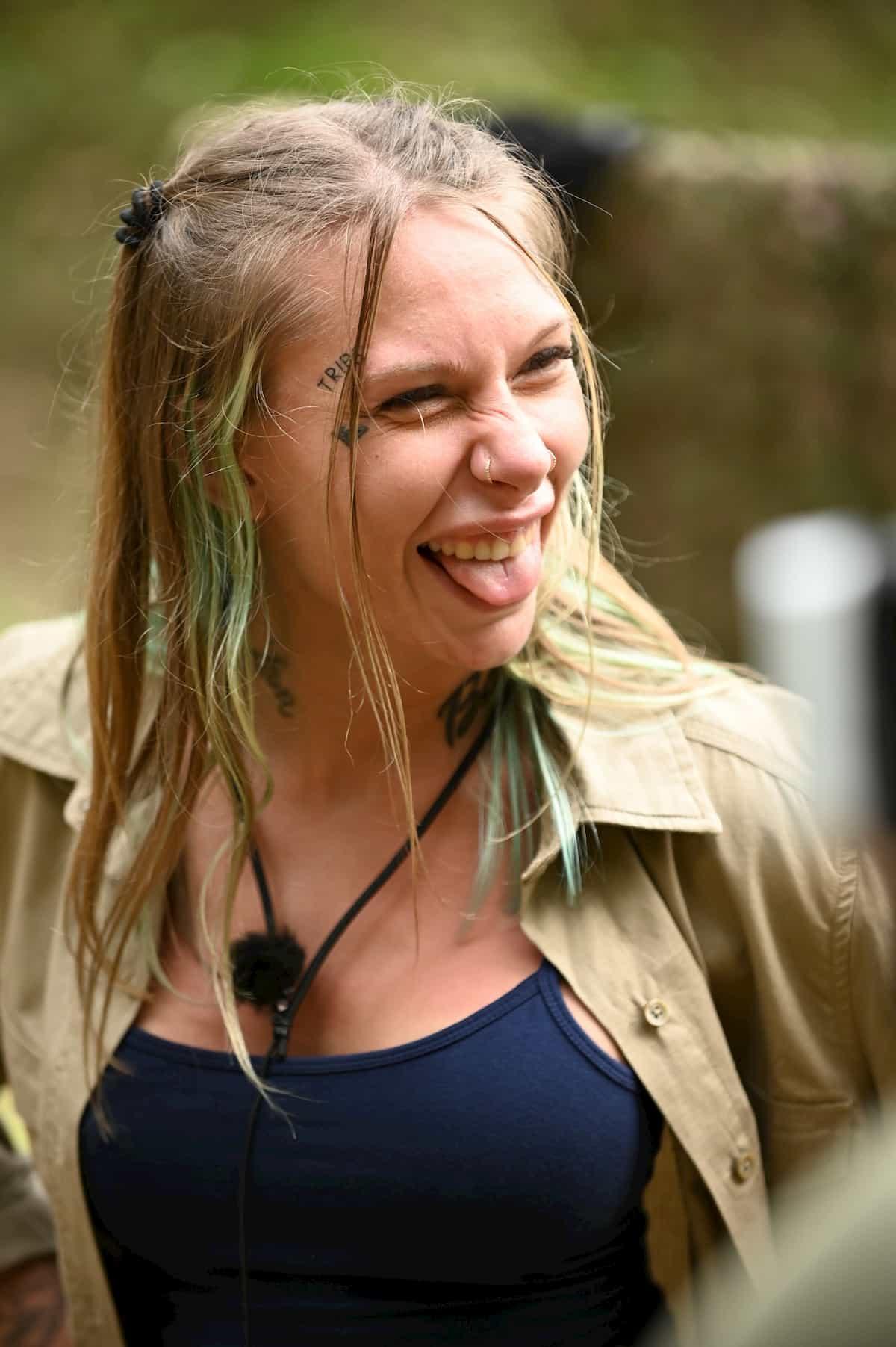 Ausgeschieden Dschungelcamp am 18.1.2020 - Toni Trips alias Antonia Komljen