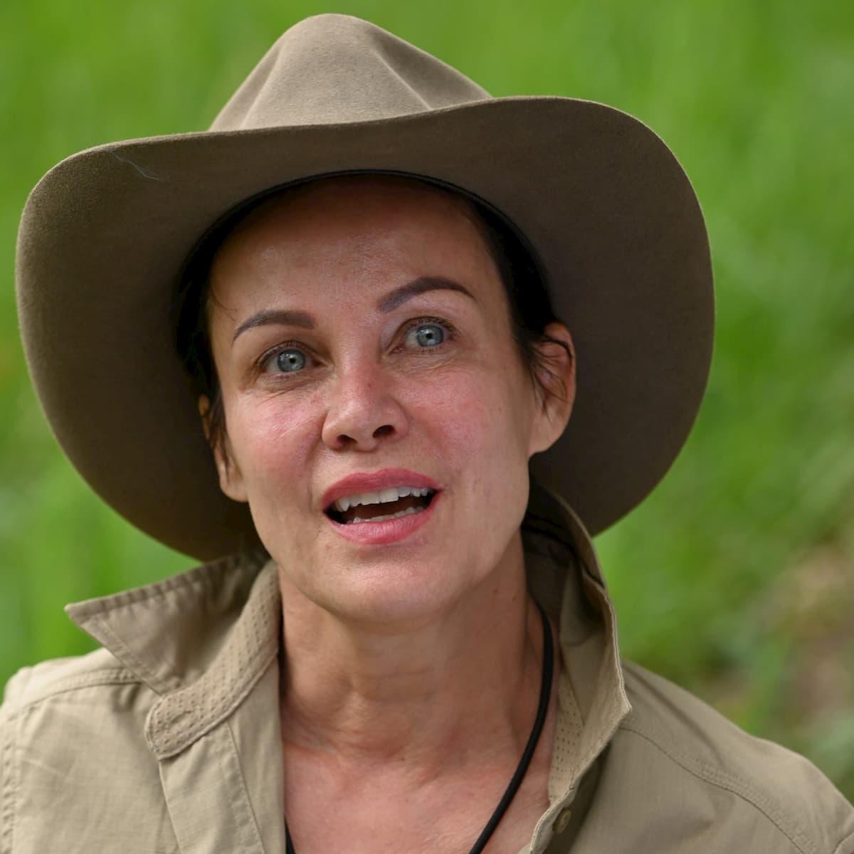 Ausgeschieden beim Dschungelcamp am 20.1.2020 - Sonja Kirchberger