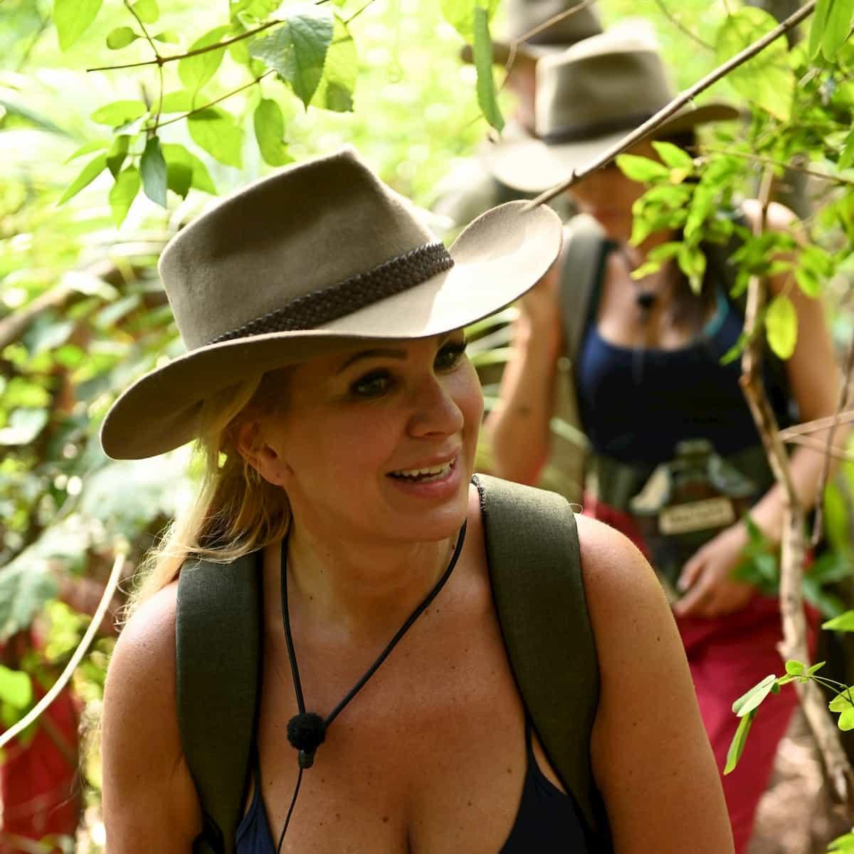 Ausgeschieden beim Dschungelcamp am 22.1.2020 - Claudia Norberg