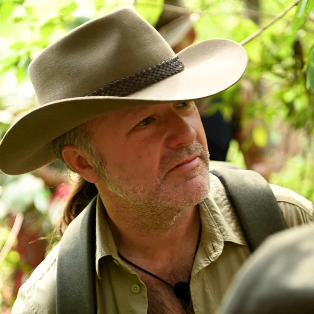 Ausgeschieden beim Dschungelcamp am 24.1.2020 ist Markus Reinecke