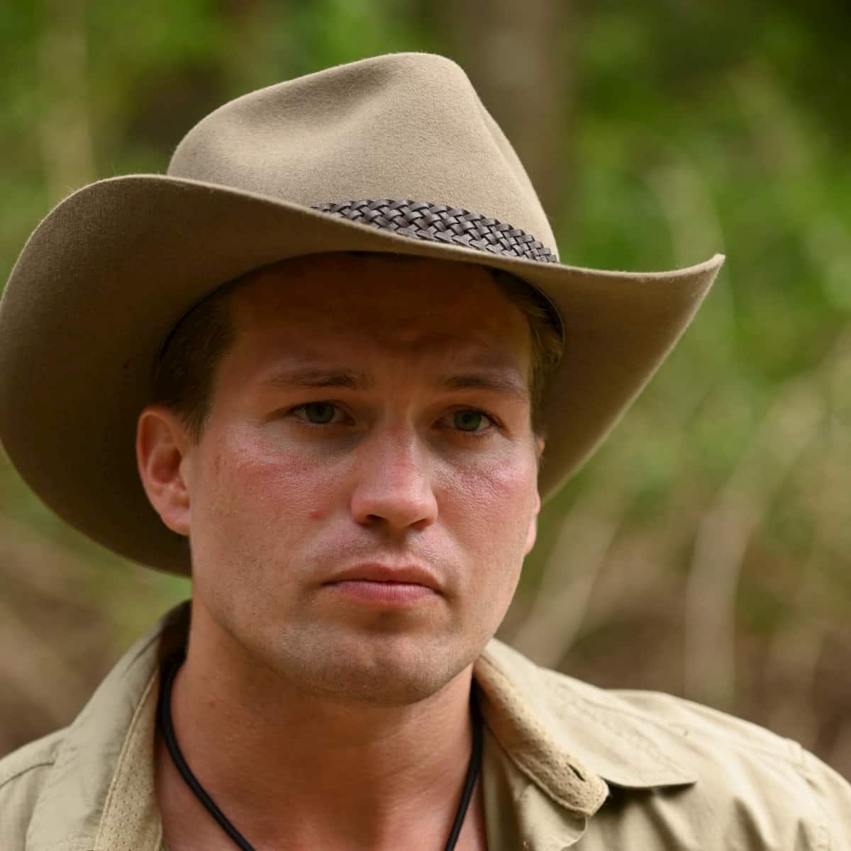 Ausgeschieden beim Dschungelcamp am 24.1.2020 ist Raul Richter