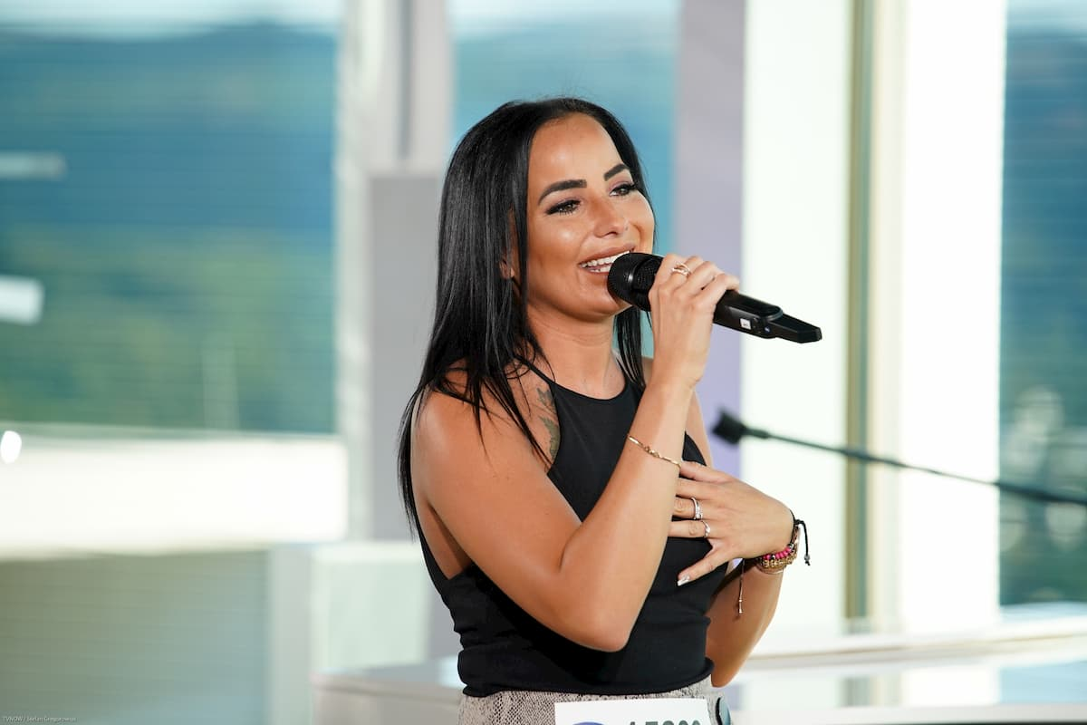 Celia Maria Fernandes Azevedo bei DSDS am 14.1.2020