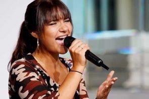 DSDS 2020 am 4.1.2020 Erste Sendung, Kandidaten, Songs und eine Goldene CD - hier Tamara Lara Perez