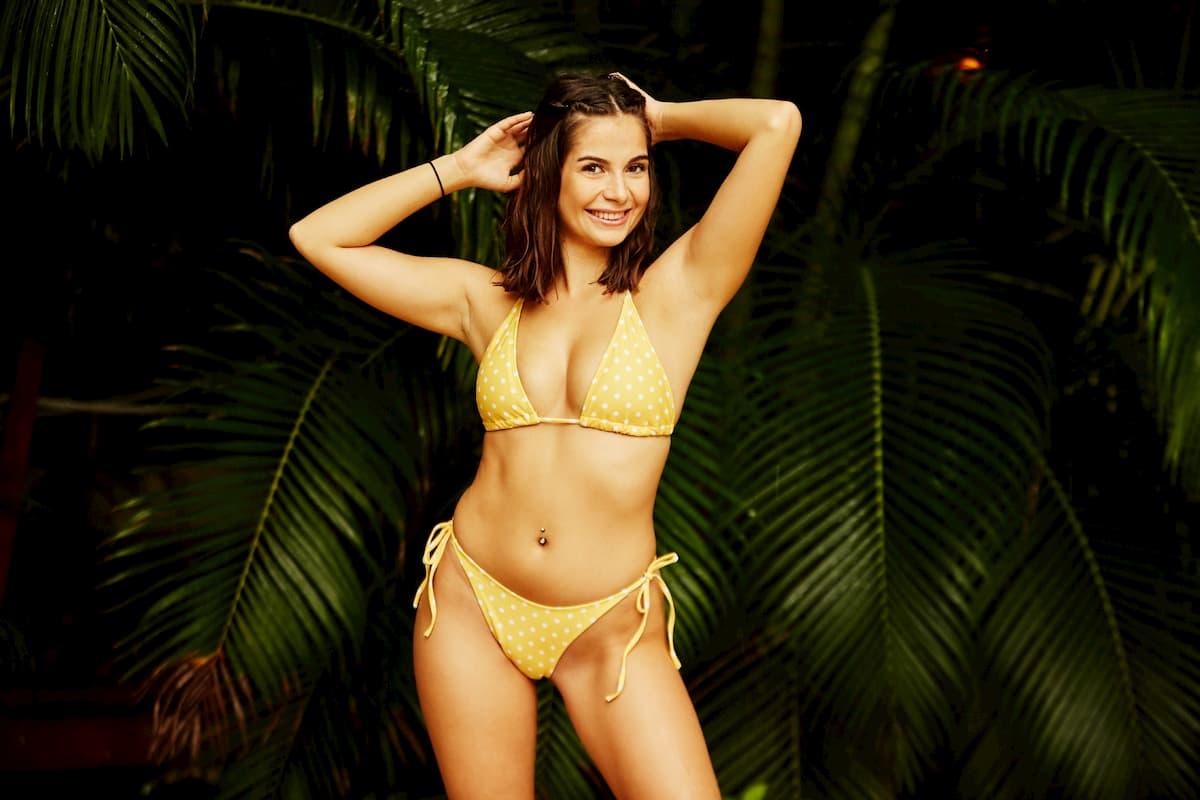 Diana im Bikini als Bachelor-Kandidatin 2020