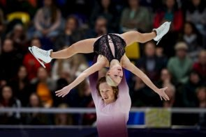 Eiskunstlauf-EM 2020 Ergebnisse, Zeitplan und TV-Übertragungen aus Graz - hier im Bild Evgenia Tarasova - Vladimir Morozov