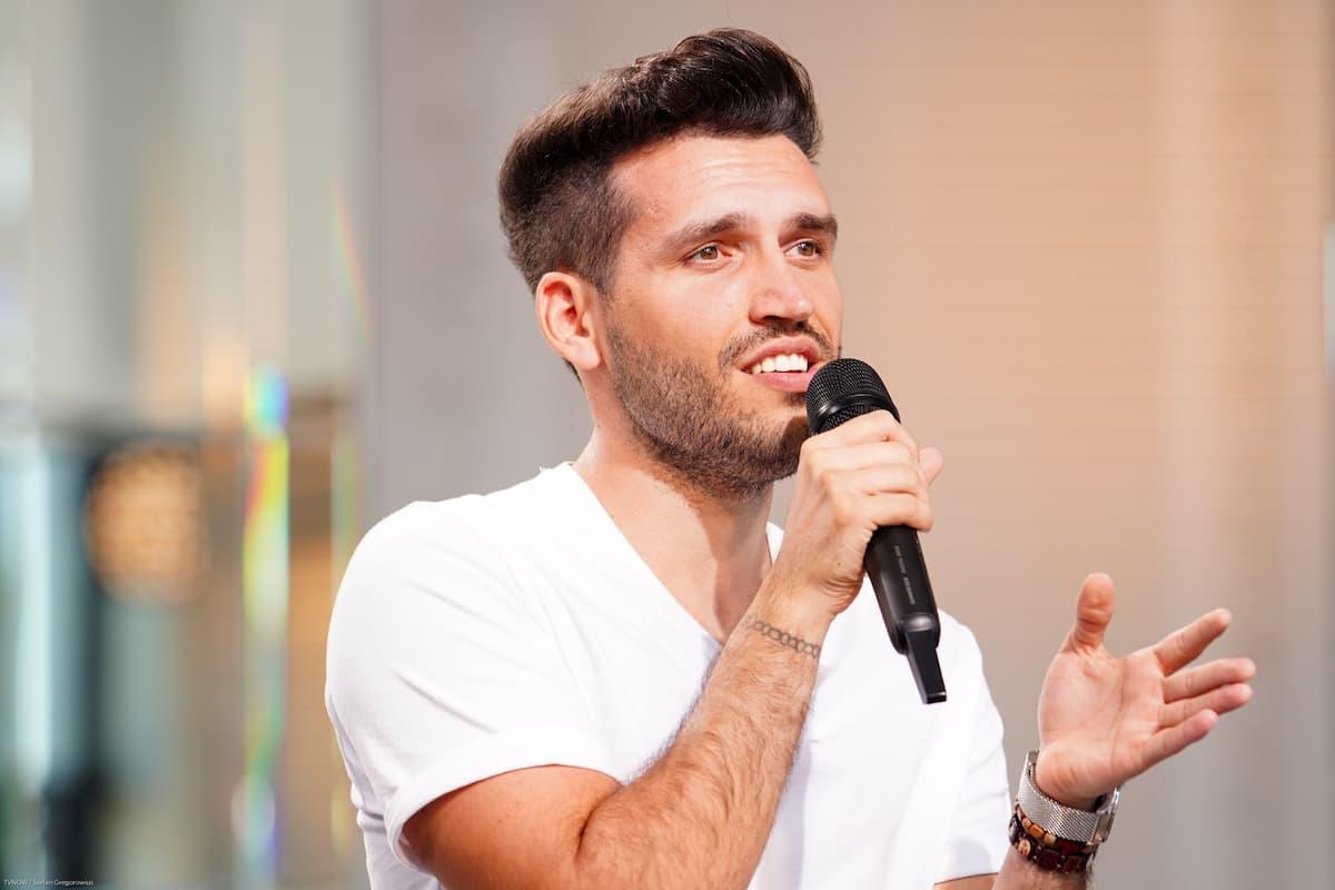 Flavio Martins als Kandidat bei DSDS am 7.1.2020