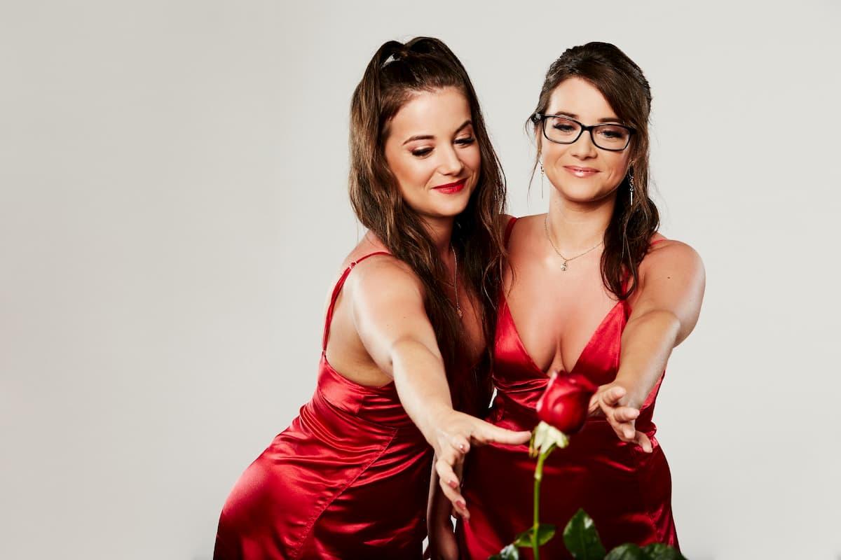 Isabelle und Laureen - Zwillinge als Kandidatinnen beim Bachleor 2020