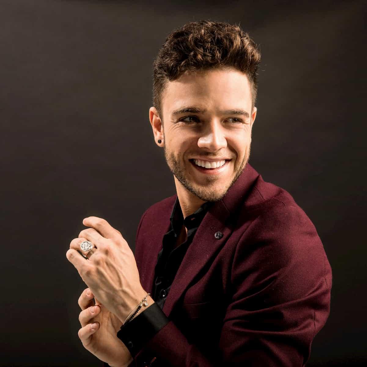 Luca Hänni bei Let's dance 2020 als Promi-Kandidat dabei
