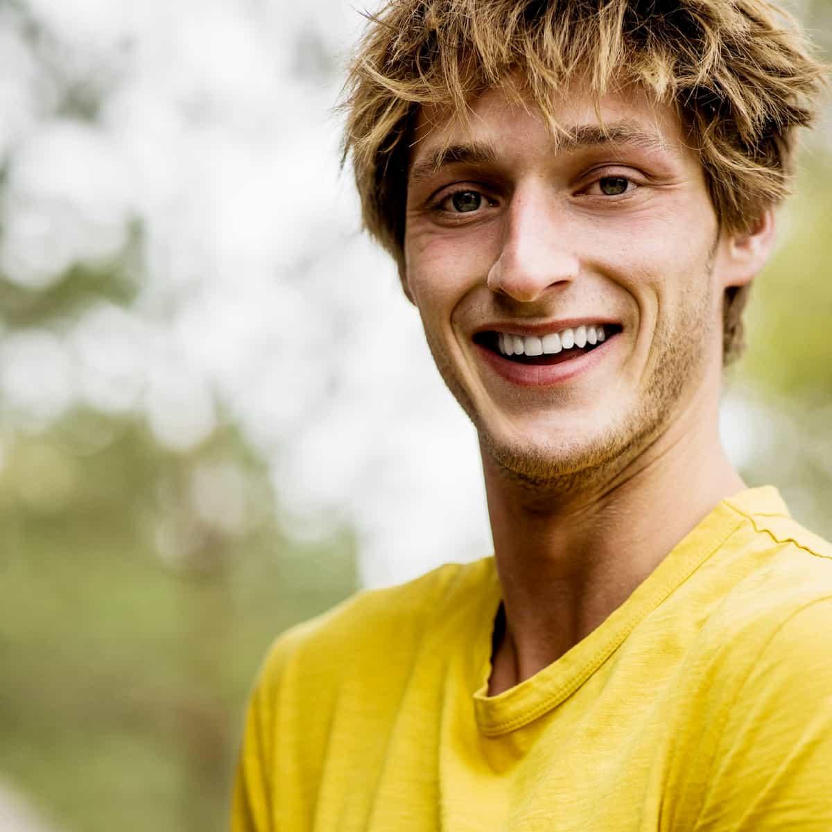 Moritz Hans bei Let's dance 2020 als Kandidat dabei