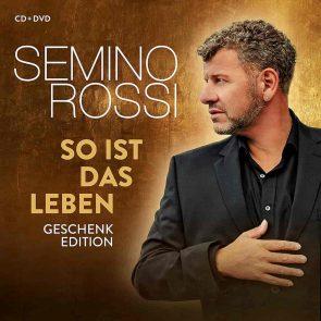 Semino Rossi veröffentlicht neue CD So ist das Leben 2020