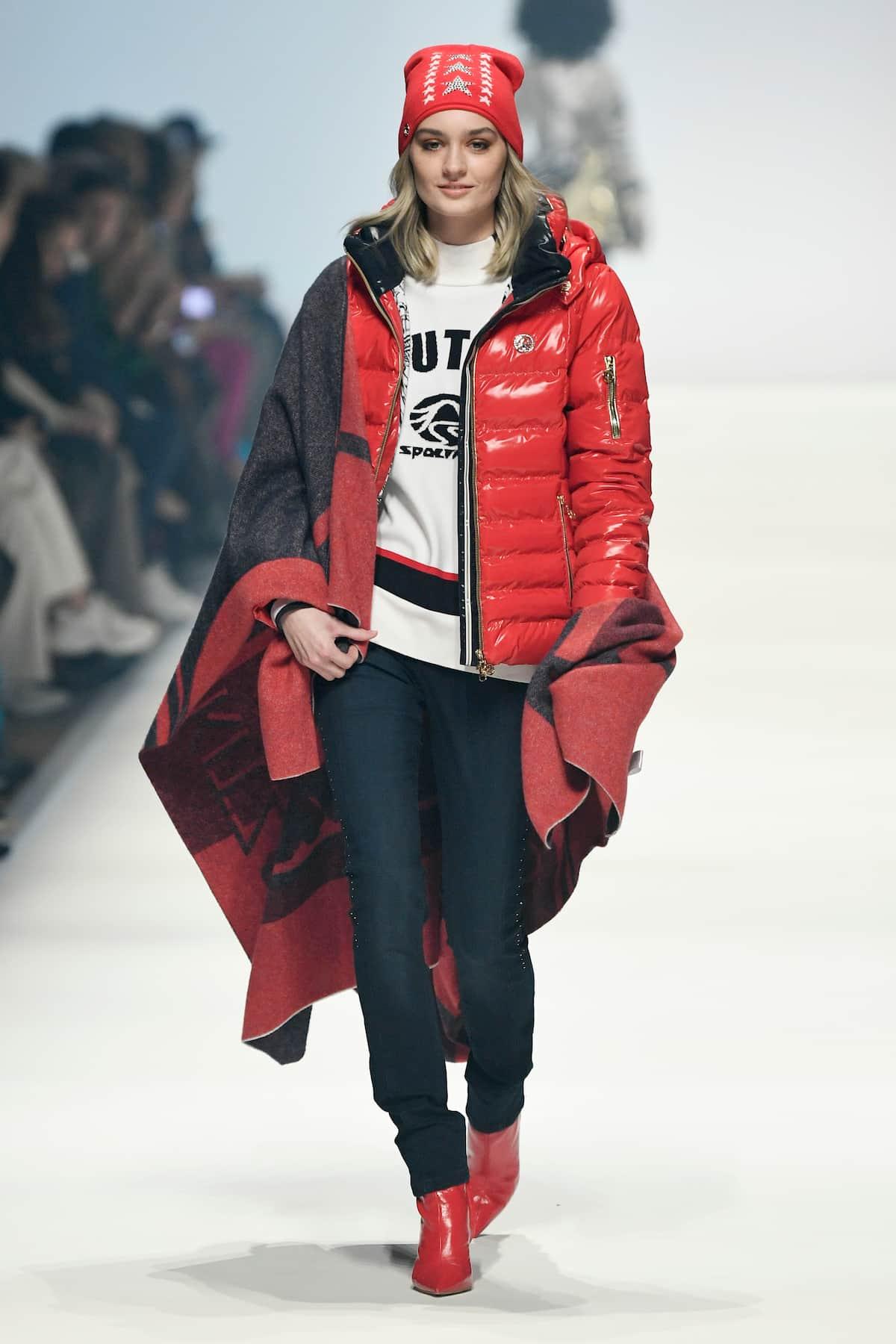 Ski- und Wintermode 2021 von Sportalm zur Fashion Week Berlin Januar 2020 - 3