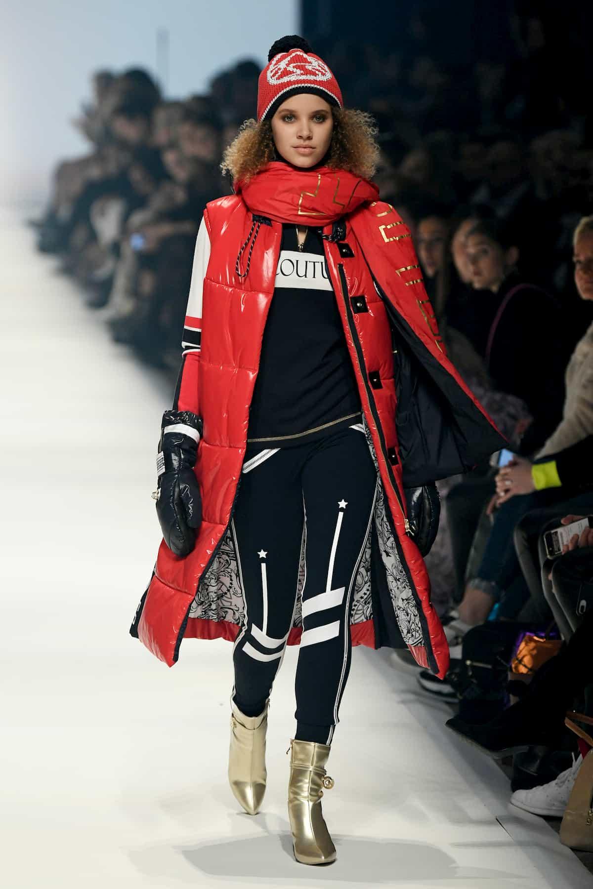 Ski- und Wintermode 2021 von Sportalm zur Fashion Week Berlin Januar 2020 - 4