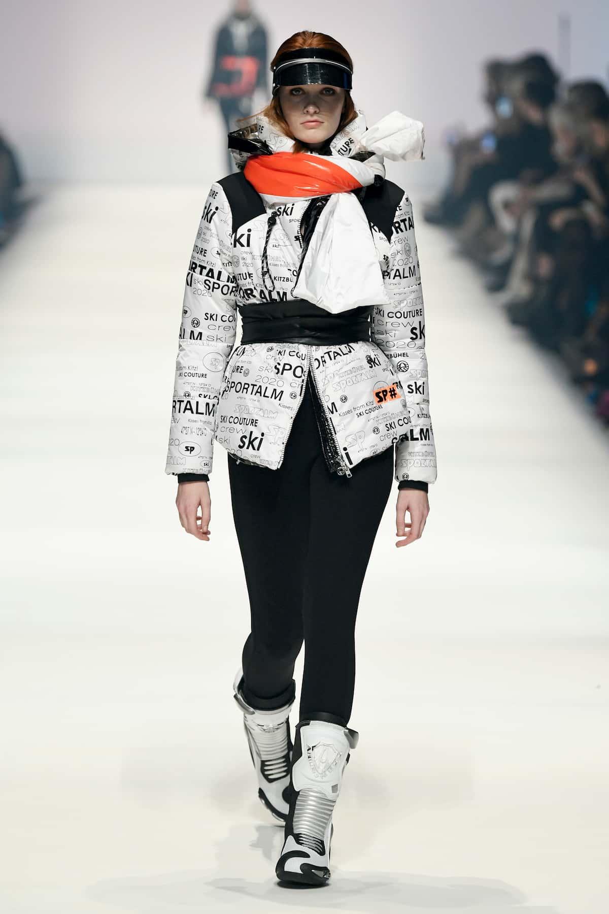 Ski- und Wintermode 2021 von Sportalm zur Fashion Week Berlin Januar 2020 - 6