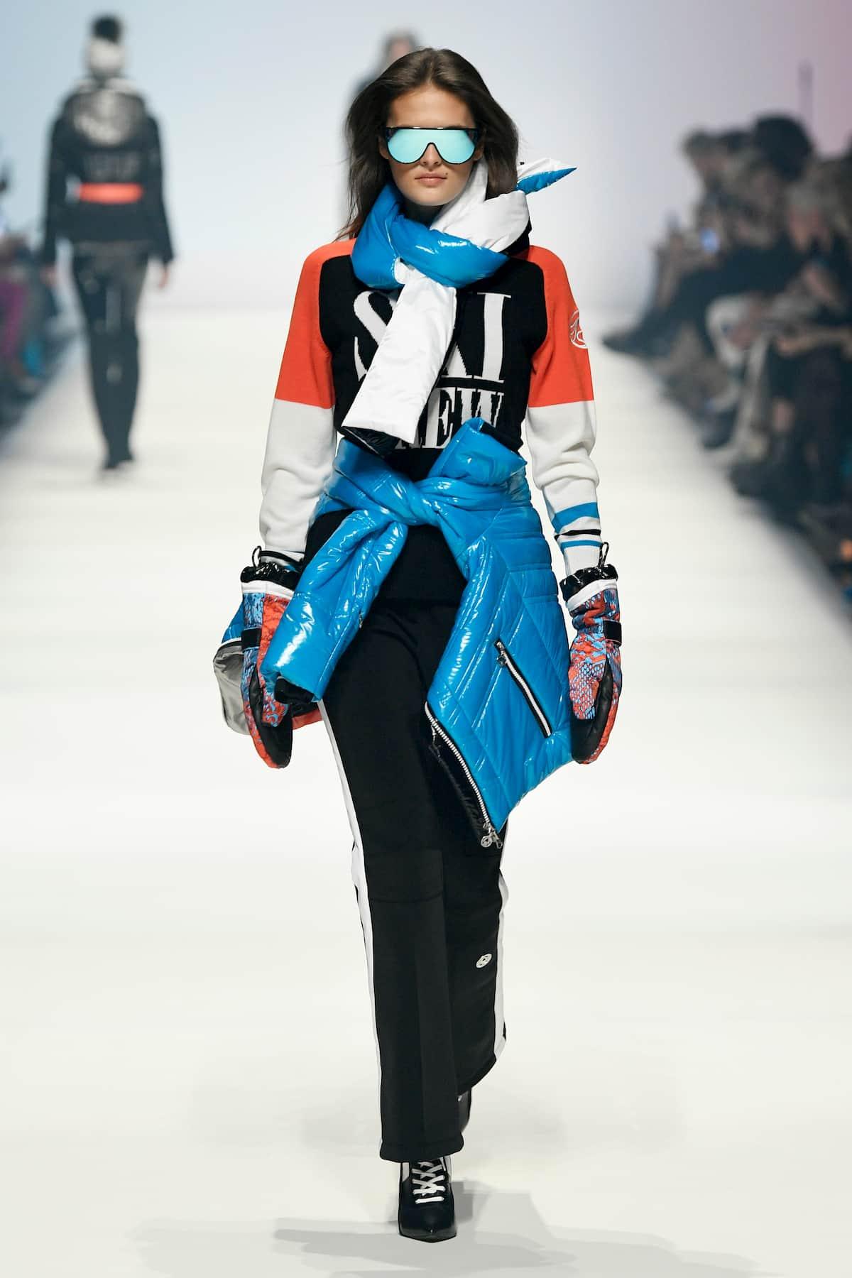 Ski- und Wintermode 2021 von Sportalm zur Fashion Week Berlin Januar 2020 - 7