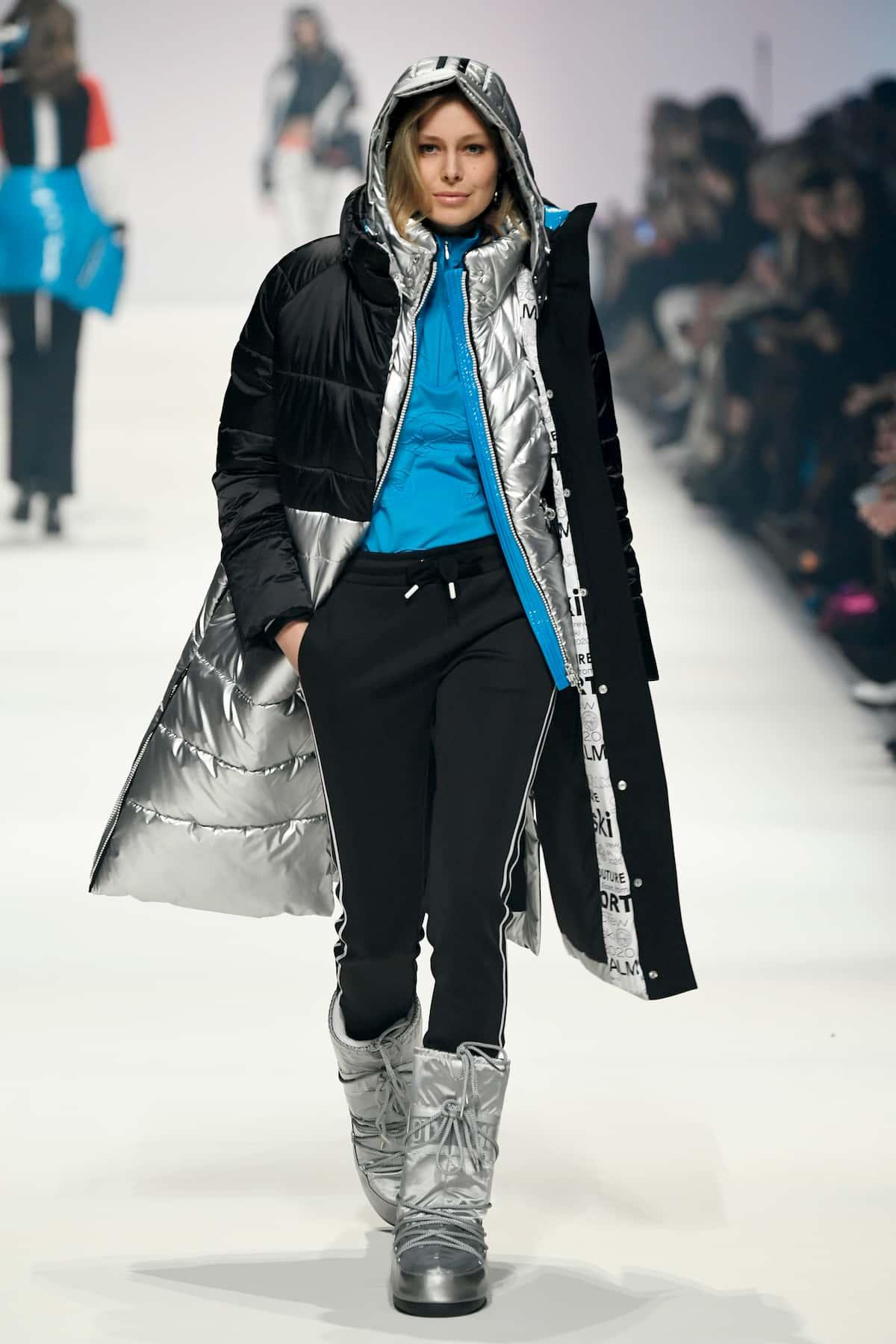 Ski- und Wintermode 2021 von Sportalm zur Fashion Week Berlin Januar 2020 - 8