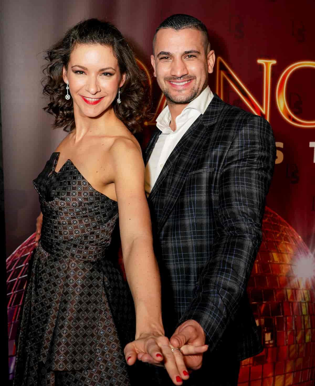 Alexandra Scheriau - Marcos Nader als Tanzpaar bei den DancingStars 2020 dabei