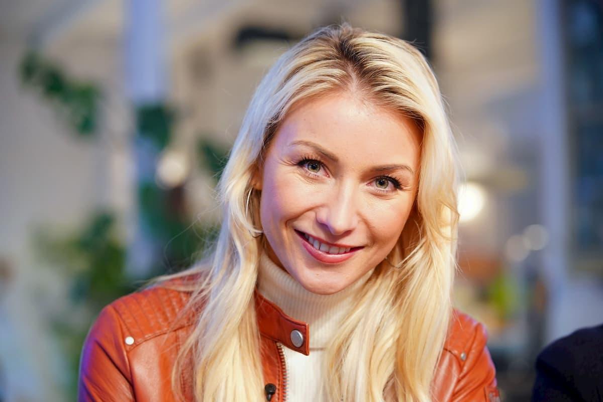 Anna-Carina Woitschak beim Wiedersehen ehemaliger DSDS-Kandidaten am 25.2.2020