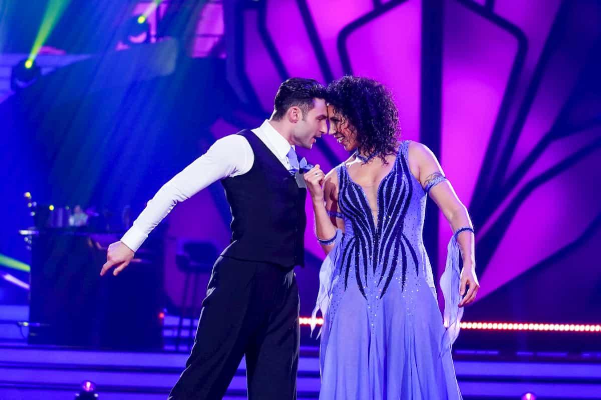 Ausgeschieden Robert Beitsch und Steffi Jones bei Let's dance 2020 am 28.2.2020