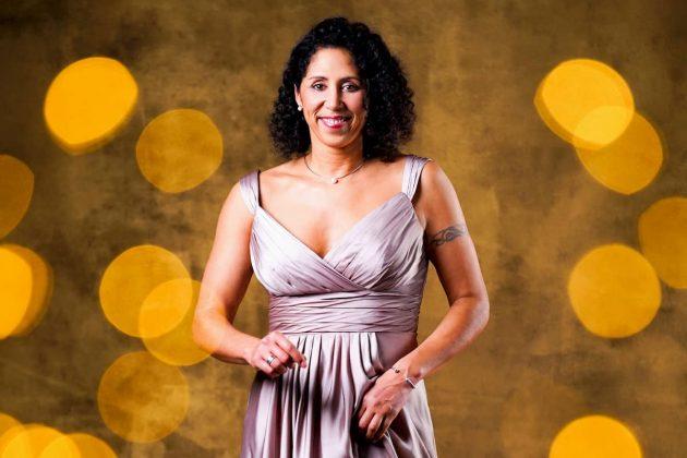 Ausgeschieden bei Let's dance am 28.2.2020 ist Steffi Jones