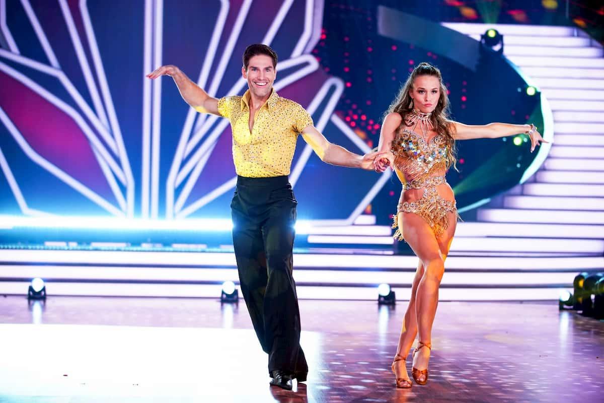 Christian Polanc - Laura Müller Let's dance 28.2.2020