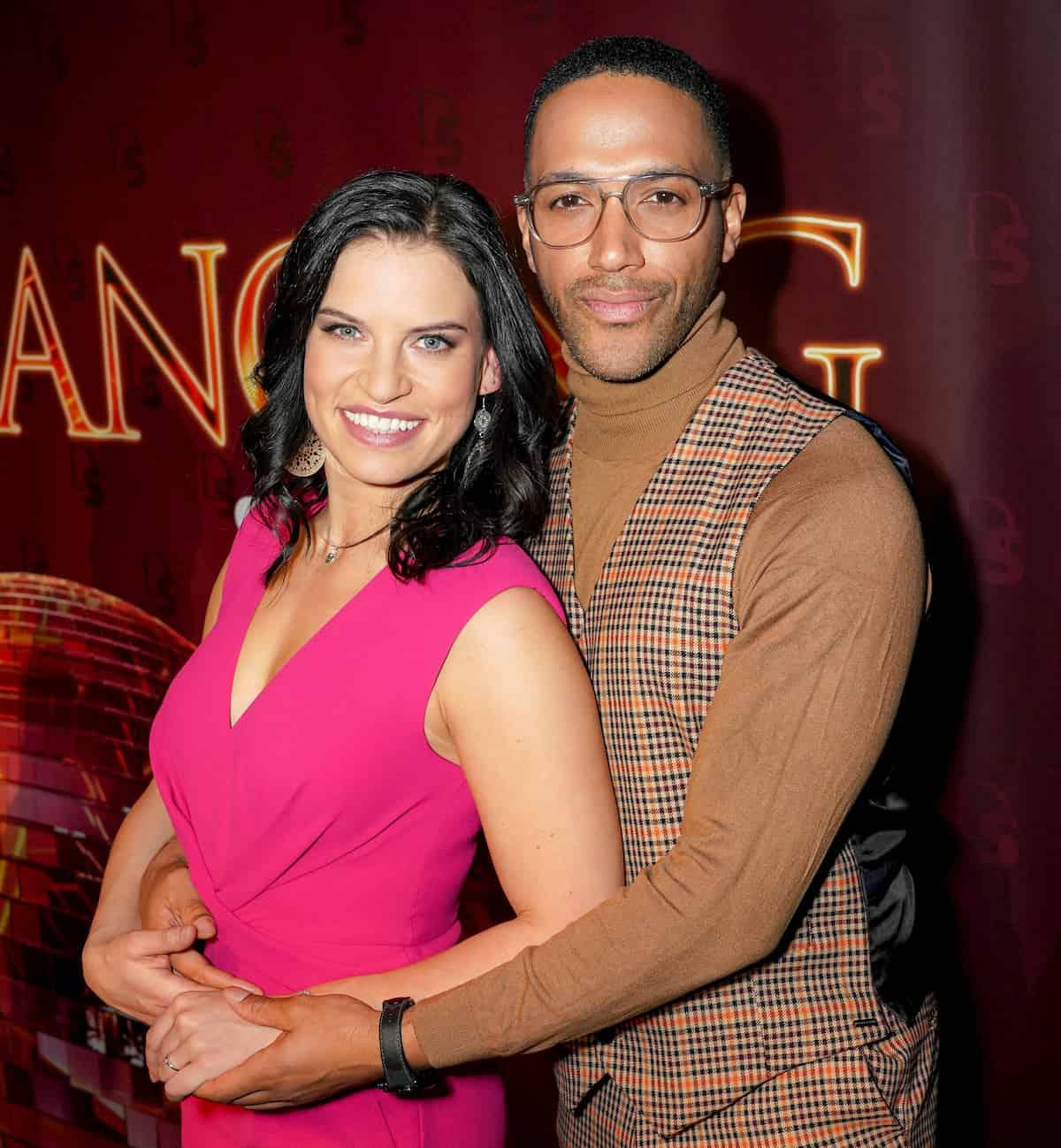 Conny Kreuter - Cesar Sampson als Tanzpaar bei den DancingStars 2020 dabei