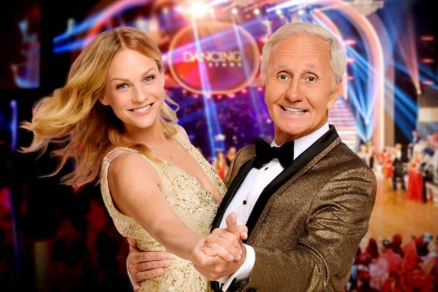 Dancing Stars 2020 am 28.2.2020 Höhepunkte aus 12 Jahren Dancing Stars im ORF - hier im Bild Mirjam Weichselbraun und Klaus Eberhartinger
